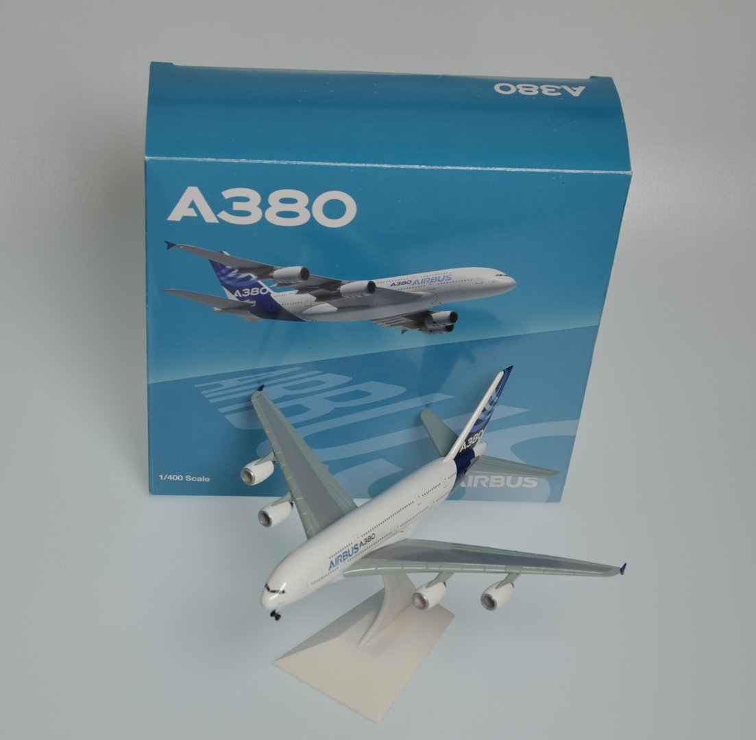 A380 Modell 1:400